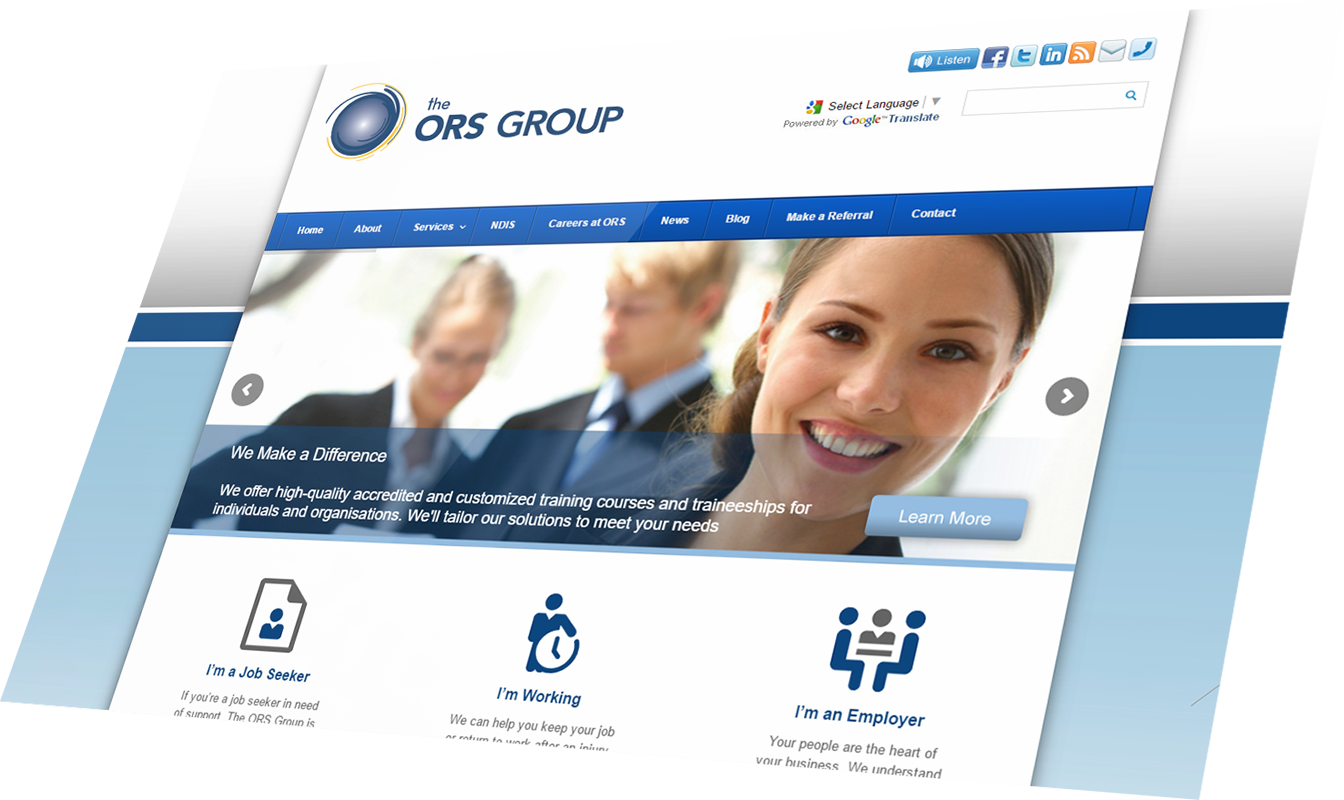 The ORS Group Australia