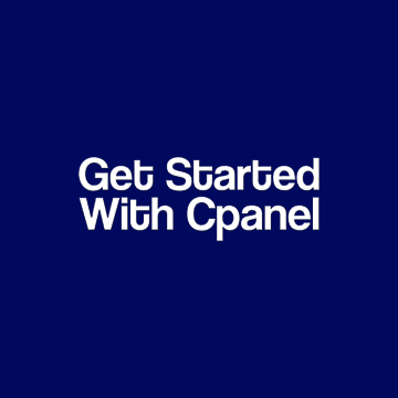 Get Started With cPanel Video Course